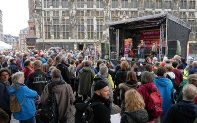 Reggae, Räder und rasant gefüllte Unterschriftenlisten