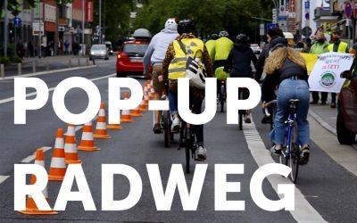 Initiative für bessere Radwege in Aachen