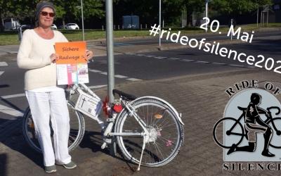 Ride of Silence: Radentscheid ruft zu Gedenkaktion auf